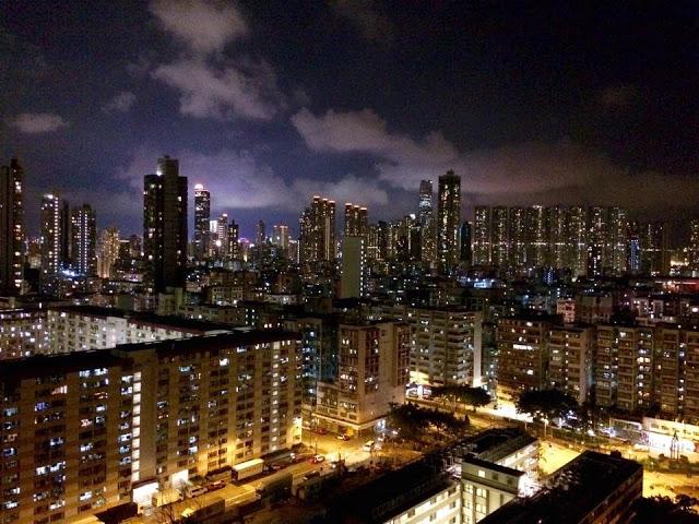 香港五大睇夜景的好地方