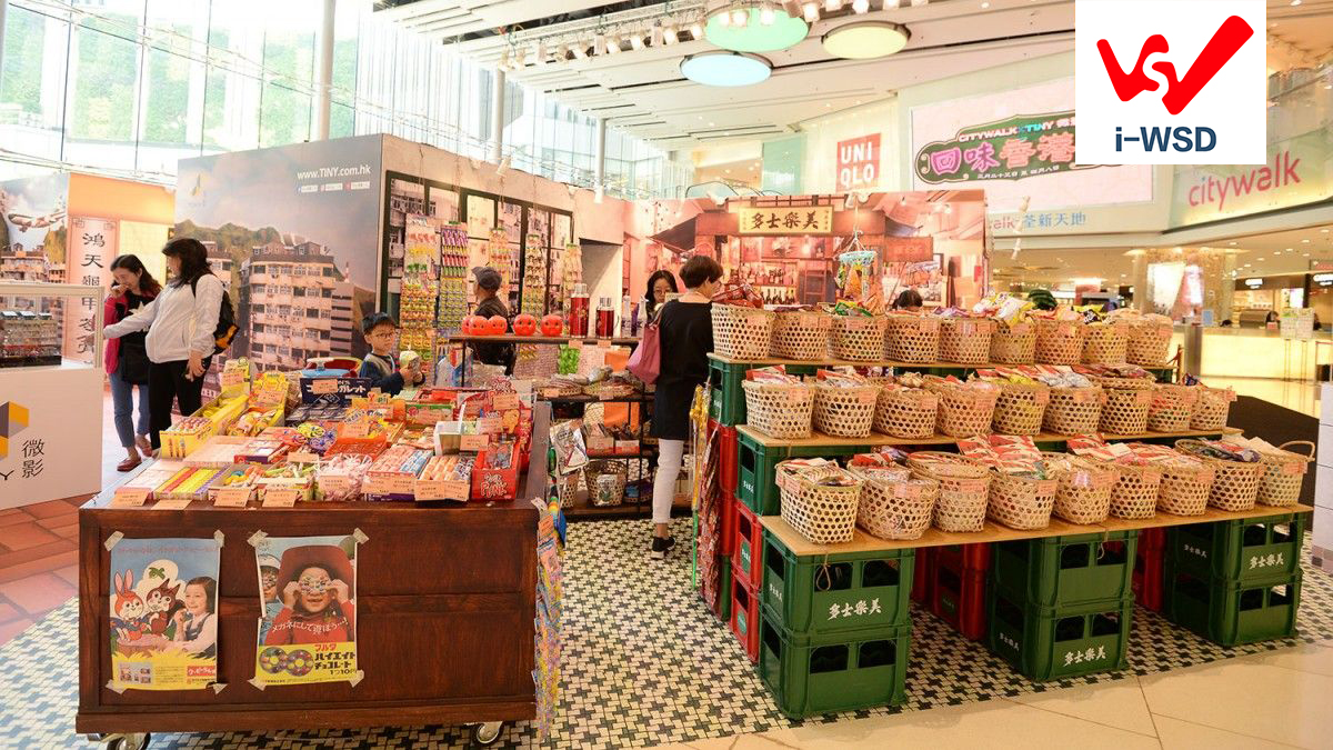 香港8大商场复活节主题装饰合集!