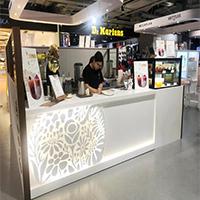 十一茶屋庆祝香港分店开张一个月,推出了满月3重优惠