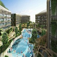 香港海洋公园万豪酒店官方网站可预订11月的房间