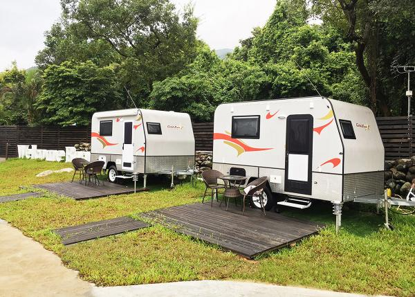 海景露营车2日1夜每人0起!烧烤、水上活动等多种玩乐设施