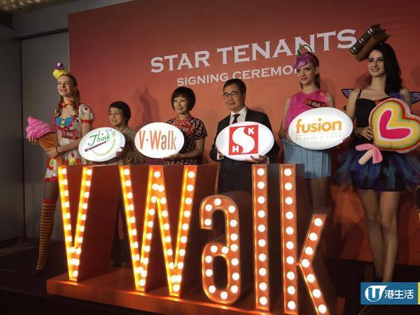 西九龙新商场即将开幕!戏院、食肆、大型超市进驻