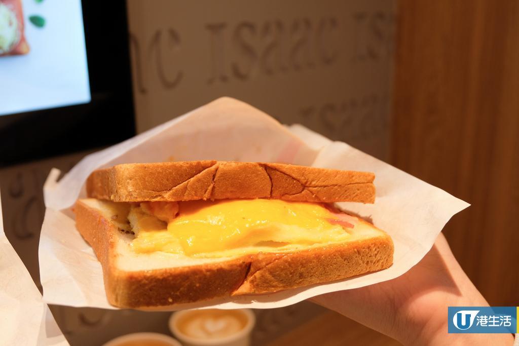 韩国Issac Toast香港店登陆沙田!推出香港限定口味